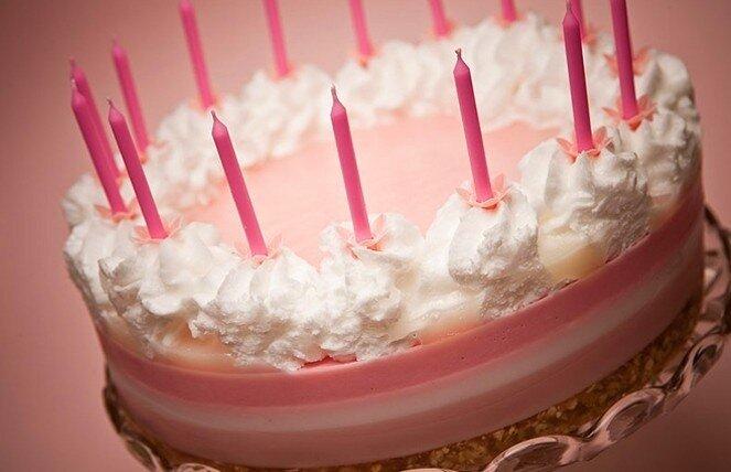 мыло в виде торта