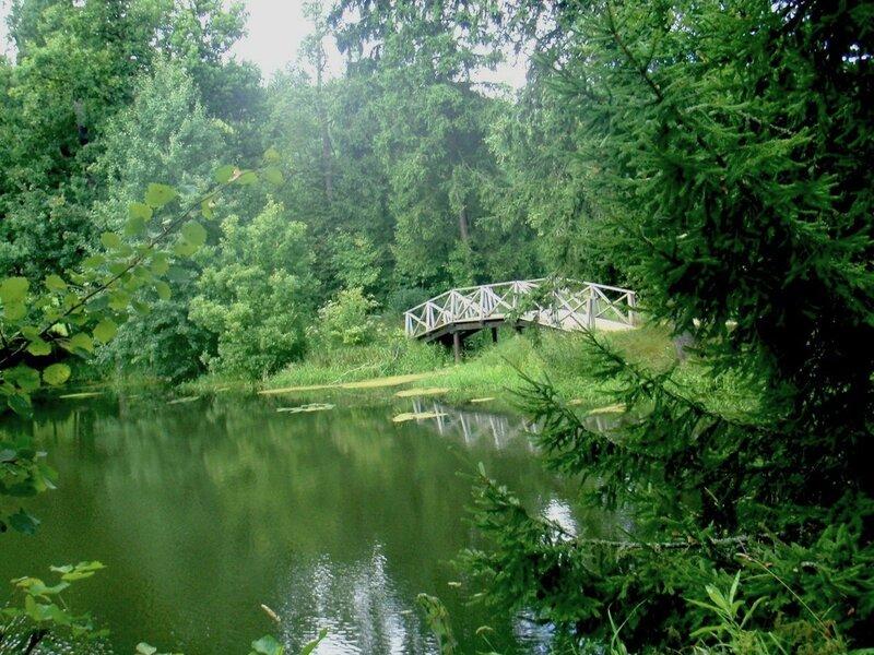 Музей -усадьба Абрамцево. Лето