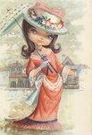 Винтажные открытки от Gallarda 7