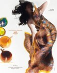 Жаклин Яблонски / Jacquelyn Jablonski by Nick Knight for Hermes Spring 2011