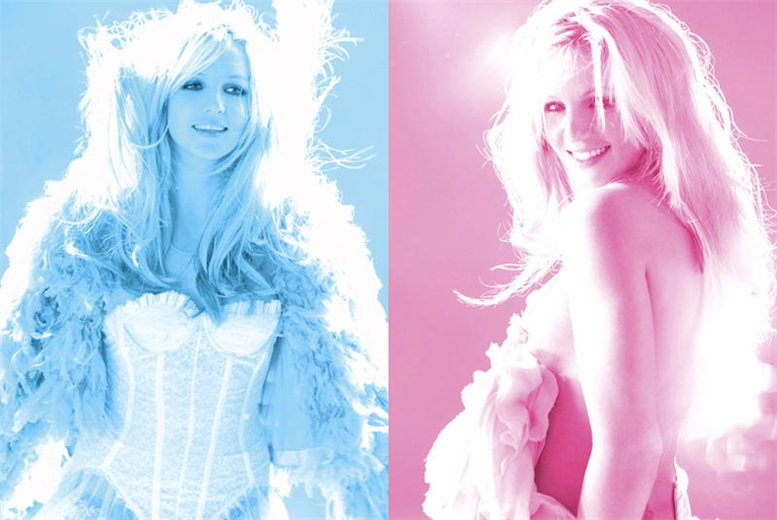 Бритни Спирс / Britney Spears by Mario Testino in V Magazine 70