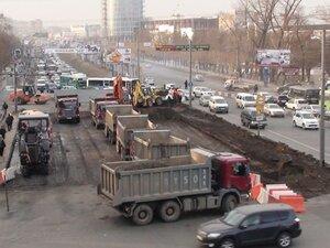 Во Владивостоке продолжается реконструкция моста на Второй Речке