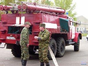 На 40 процентах территории Забайкалья отсутствуют пожарные части