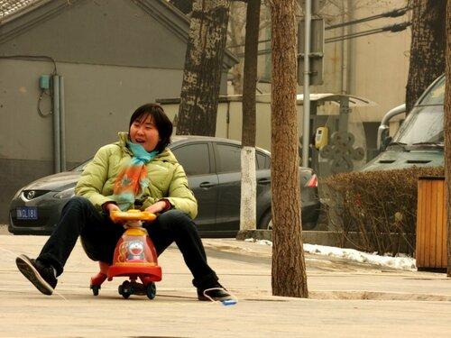 Детство, Мой Китай, photo by WTiggA
