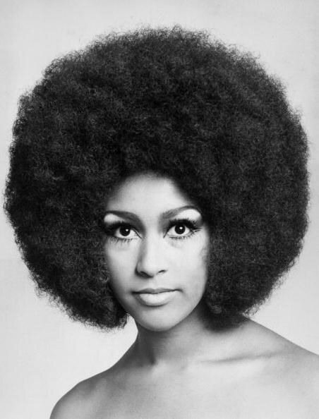 former Jagger girlfriend, Marsha Hunt