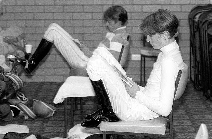 Jockey Reading, Melbourne Cup 1993