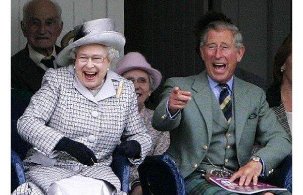 Его Королевское Высочество Чарльз, принц Уэльский