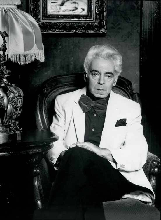 Валерий Плотников.Аркадий Райкин 1985 год