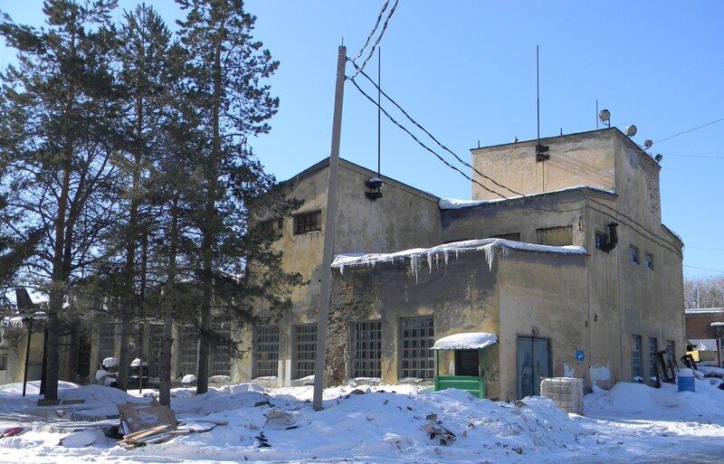 Кислородный завод