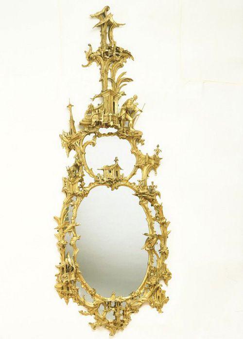 Очарование рококо: гений Томаса Чиппендейла