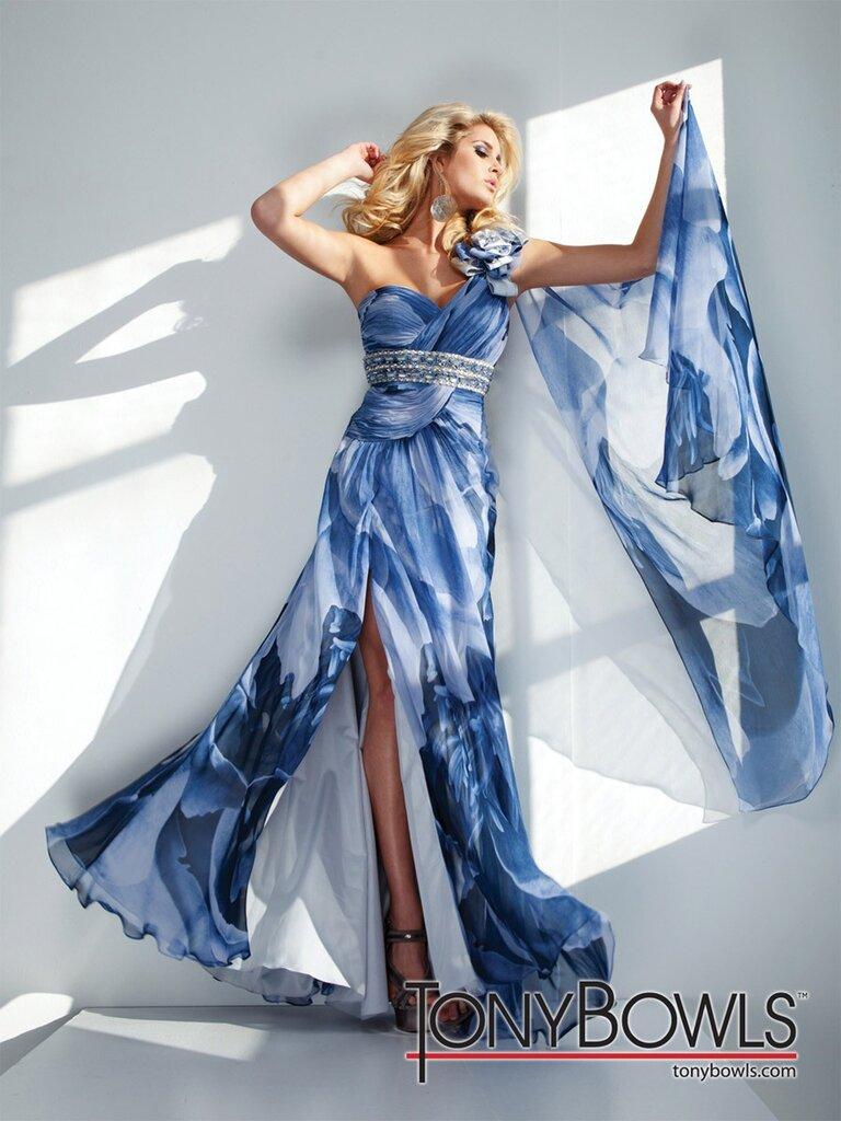 Дизайнерские платья - Tony Bowls Evening 2011(2). http...