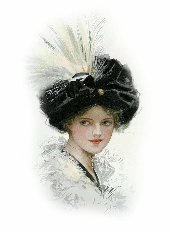 13. Харрисон Фишер (Harrison Fisher)  1875 - 1934