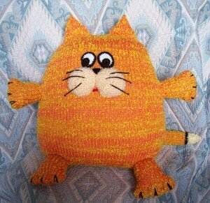 """кот-подушка """" на Яндекс.Фотках."""
