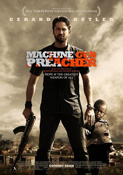 Проповедник с пулеметом / Machine Gun Preacher (2011) Blu-ray + BDRip 1080p + 720p + DVD5 + HDRip + AVC