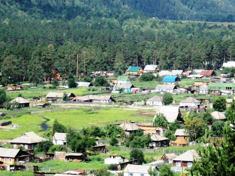 картинки село: