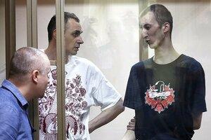 В России украинского режиссера приговорили к 20 годам