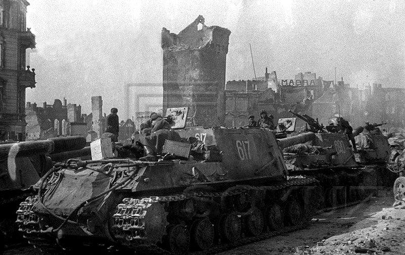 Восточно-Прусская наступательная операция.