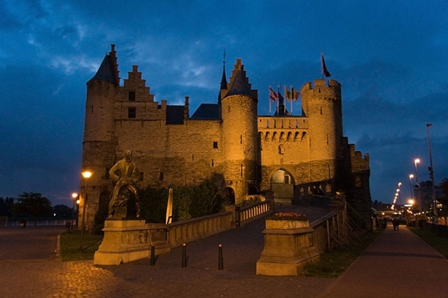 Туры в Антверпен, Бельгия