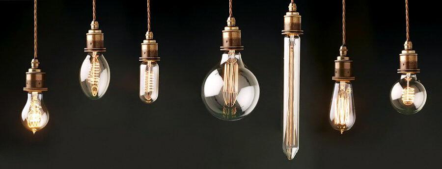 Как делают лампочки накаливания (видео)