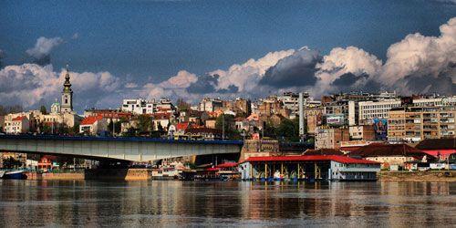 Интересные новости: Бесплатные прогулки по рекам Белграда