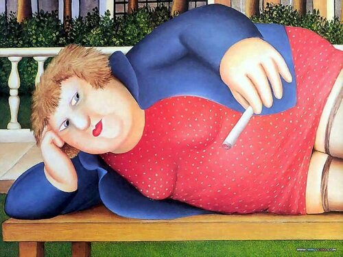 Beryl Cook.
