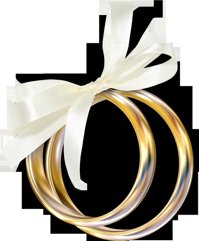 Клипарт для свадьбы на прозрачном фоне