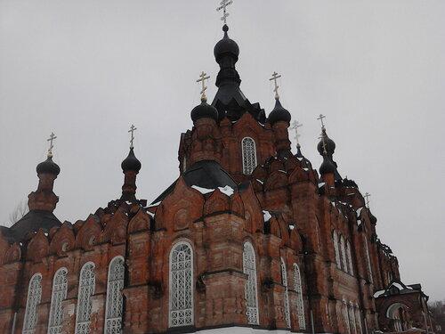 Шамордино - Казанский собор (1889-1902)