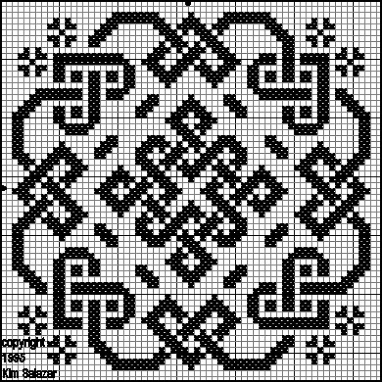 Схемы вышивки крестом бесплатно 44