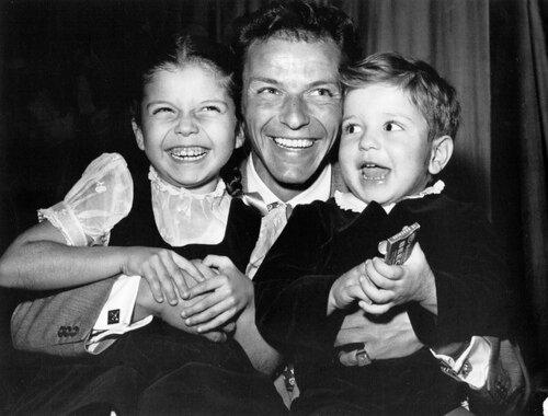 Фрэнк синатра и его дети