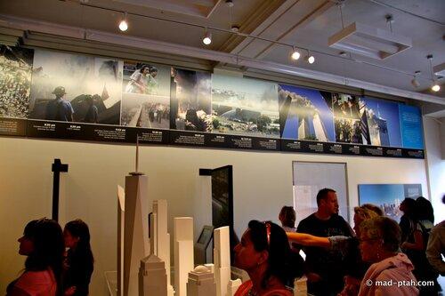 музей 9/11, нью-йорк