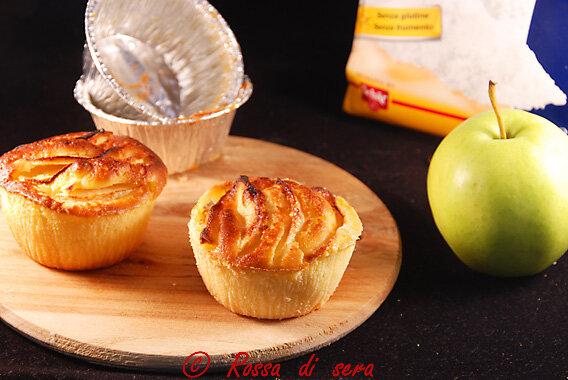 Torta di mele con farina Dr. Schaer