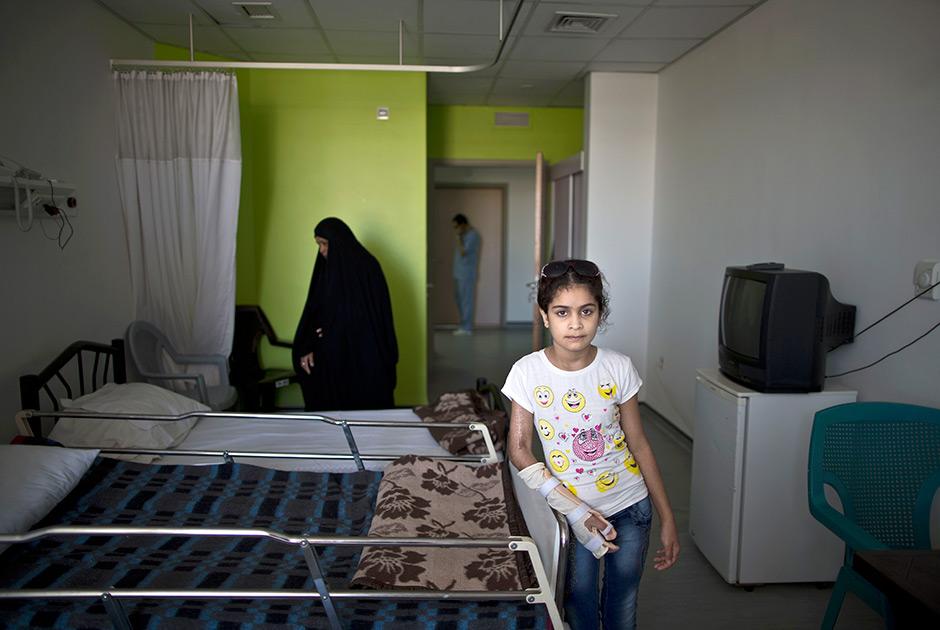 Юные жертвы войны на Ближнем Востоке в больнице Аммана 0 19b634 5f480a51 orig