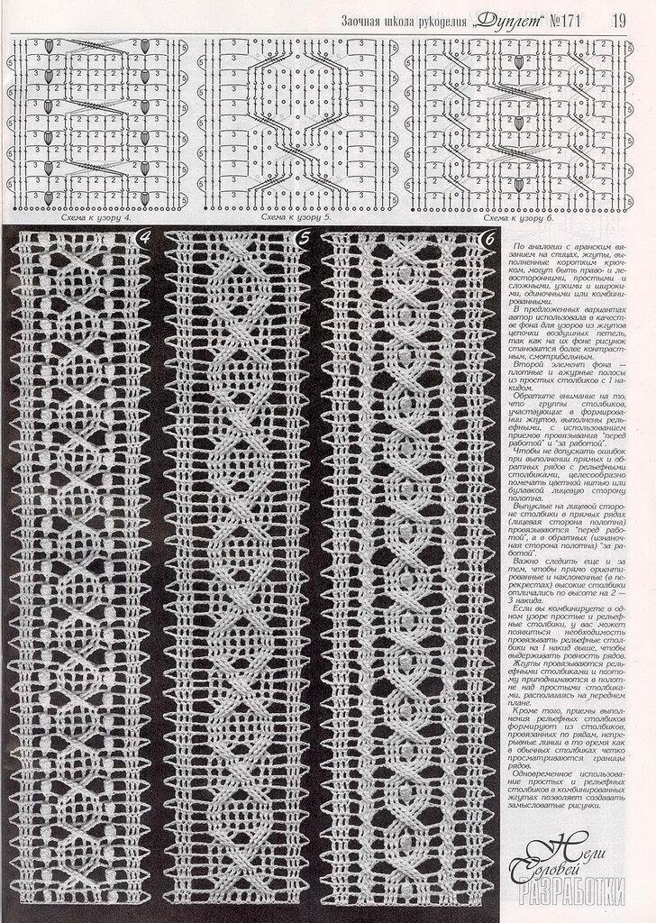 俄网编织杂志(364) - 柳芯飘雪 - 柳芯飘雪的博客