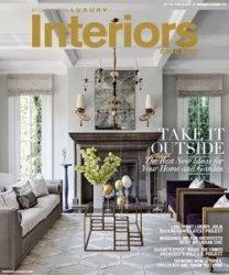 Журнал Modern Luxury Interiors Chicago - Spring/Summer 2015