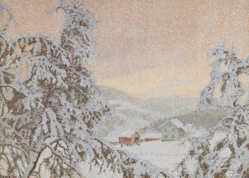 Gustaf Fjaestad