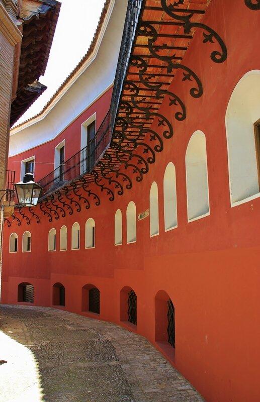 Балкон города Эсиха