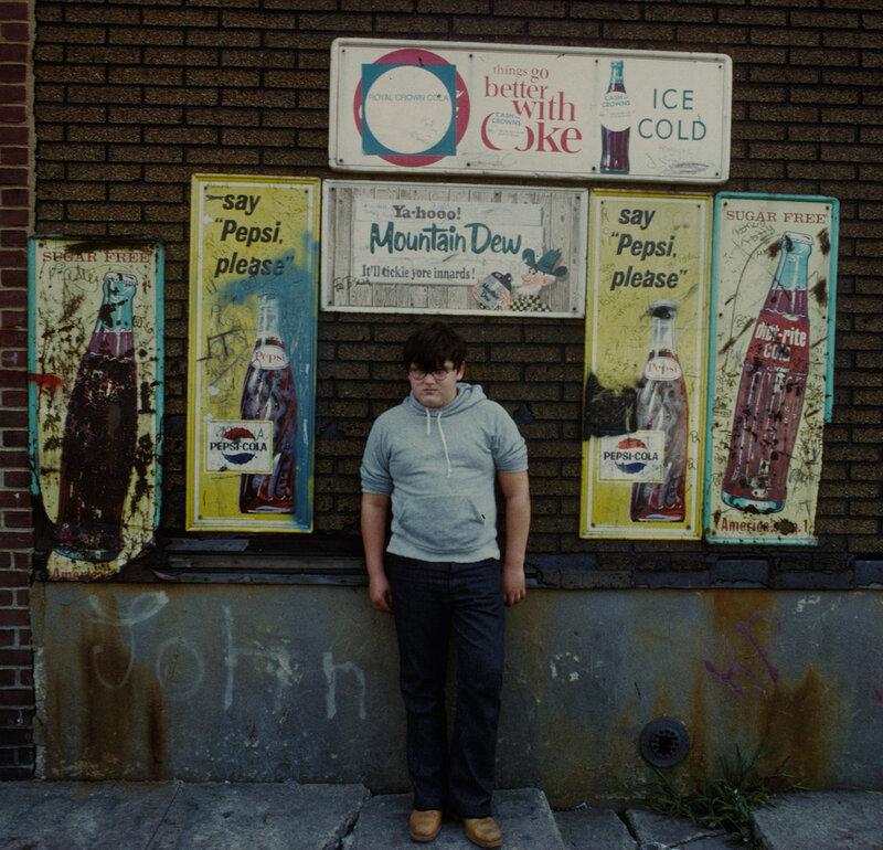 New York Street Portraits 80s by Steven Siegel
