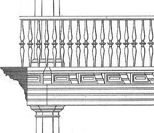 Охотничий домик, архитектор Карл Фридрих Шинкель