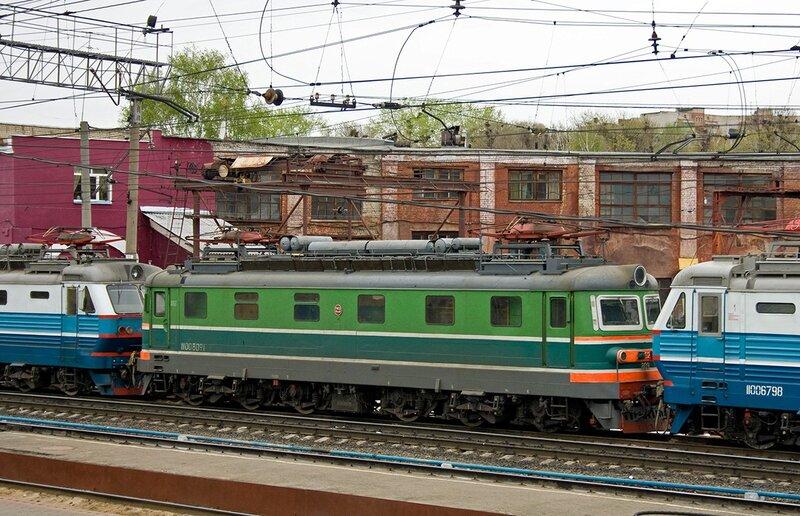 Рузаевка ЧС2-809