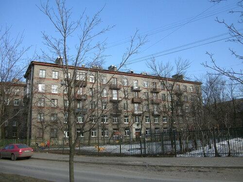 Новолитовская ул. 9