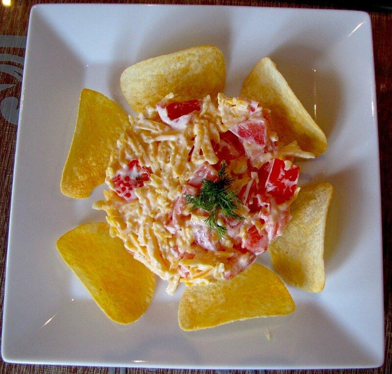 "Салат ""Солнышко""! простые рецепты салатов"
