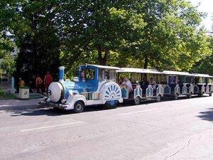 Основной вид транспорта в Албене