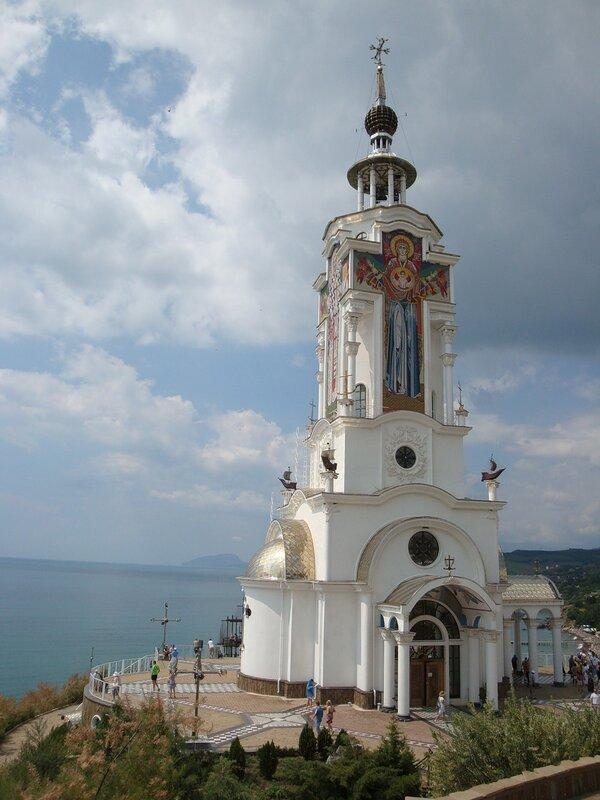 Храм- маяк