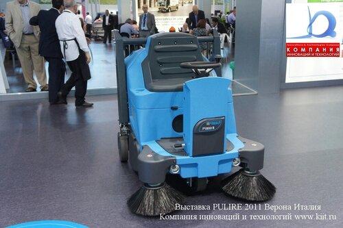 FIMAP PULIRE 2011 подметальная машина FS 800B