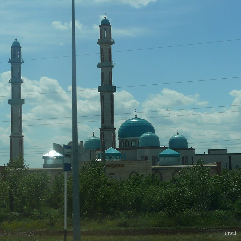 Астана. Мечеть.