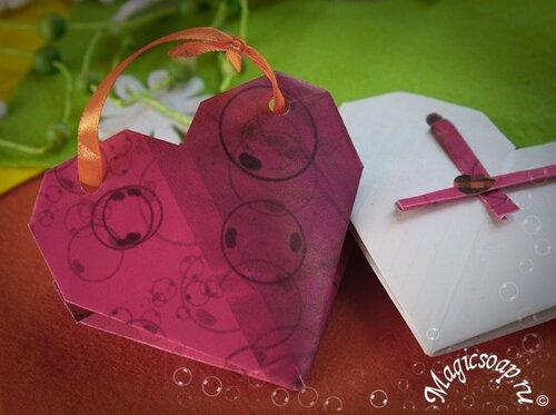 Упаковка подарка своимим