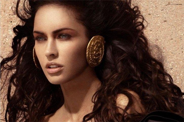 модель Меган Фокс / Megan Fox, фотограф Mariano Vivanco