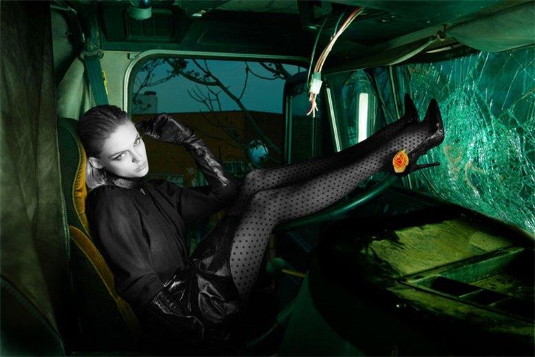 модель Виктория Сасонкина / Viktoriya Sasonkina, фотограф David Byun