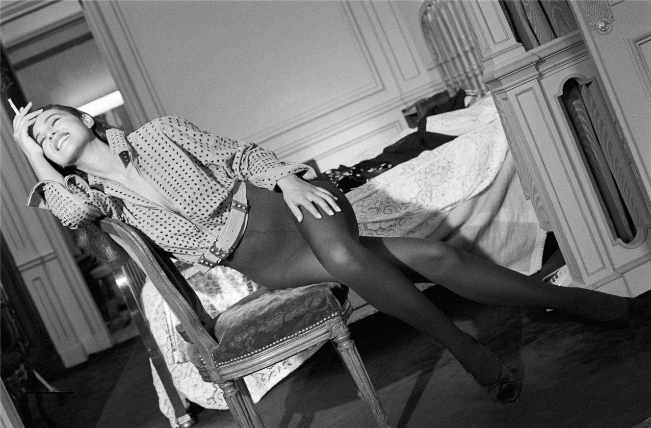Моника Беллуччи / Monica Bellucci by Frederic Meylan 1990