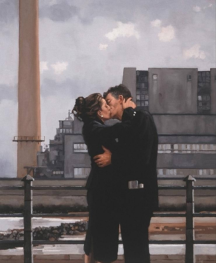 Long Time Gone, by Jack Vettriano